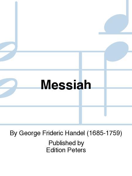 Der Messias / Messiah HWV 56