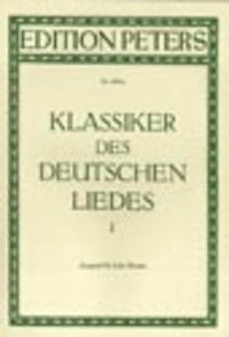 Classics of the German Lied