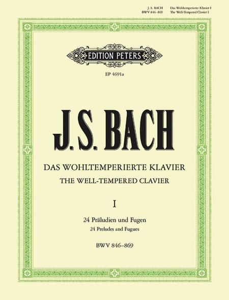 Well-Tempered Clavier - Volume 1