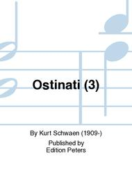 Ostinati (3)
