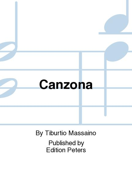 Canzona