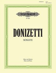 Oboe Sonata in F (Concertino)