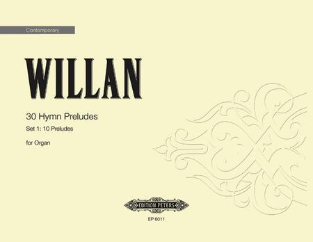 30 Hymn Preludes Set 1