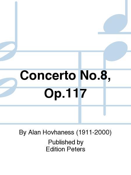 Concerto No. 8, Op. 117