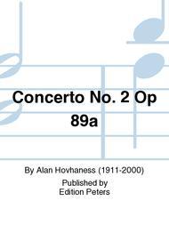 Concerto No. 2 Op 89a