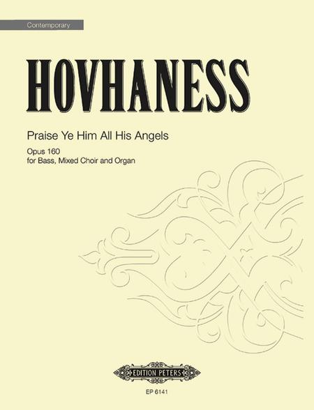 Praise Ye Him All His Angels Op. 160