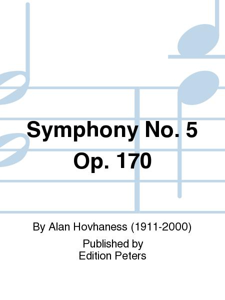 Symphony No. 5 Op. 170